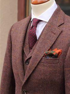 Full-on Tweed
