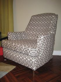 Adventures In Creating: Slipcover How To