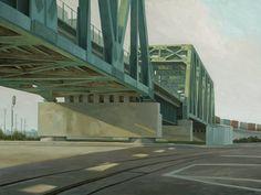 Tony Peters > San Pedro Rail Bridge