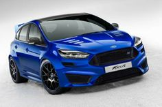 Nuevo Ford Focus RS 2015 REVEALED!!!