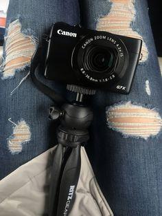 Canon G7x Camera, Cameras Nikon, Camera Gear, Vlog Camera, Spy Camera, Camera Hacks, Best Vlogging Camera, Appareil Photo Reflex, Dslr Photography Tips