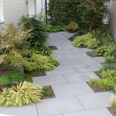 Boxwood Garden, Eco Garden, Garden Paving, Garden Paths, Garden Cottage, Small Courtyard Gardens, Front Gardens, Small Backyard Gardens, Small Gardens