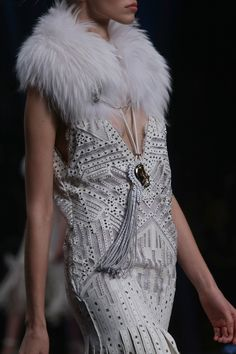 Roberto Cavalli Fall 2014 RTW - Details - Fashion Week - Runway, Fashion Shows and Collections - Vogue