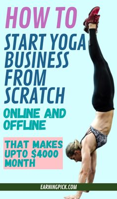 How to start a yoga based business online and offline? Best business ideas that you can start with little money from home. Yoga Teacher Jobs, Yoga Teacher Quotes, Yoga Teacher Training, Teacher Resources, Yoga Instructor Certification, Become A Yoga Instructor, Business Ideas, Farm Business, Business Opportunities