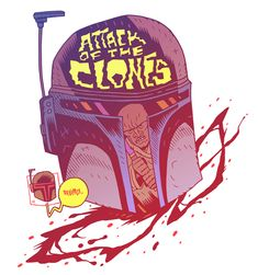 Awesome Illustrations by Dan Hipp