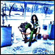 """Jimmy Page """"Ultra Cool"""" Collage' Photoartist LisaKay Allen/PassionFeast"""