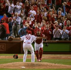 Cardinals v Pirates, NLDS Game 5 -  Wainwright closes out the game.