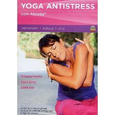Yoga Antistress Con Ateeka (Dvd+Booklet)