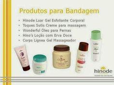 Produtos para lipo manual. Compre na Loja virtual Hinode www.hinodeonline.net/3206160