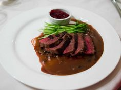 WYOMING Sample some game meats, like tender cuts of venison, elk chops, and bison burgers.