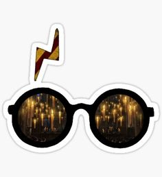 Harry Potter Great Hall View Sticker