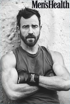 Justin Theroux for Men's Health