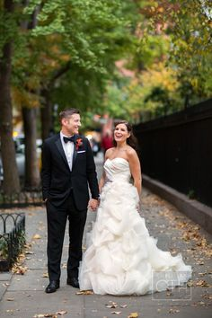 Bride & Groom -- Photography: Glen Allsop Of Christian Oth Studio - christianothstudio.com -- See the wedding on #SMP here: http://www.StyleMePretty.com/2014/04/30/winter-new-york-hotel-wedding