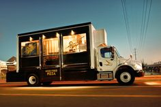 zhannadesign: Ingenious Food Truck Designs and Branding