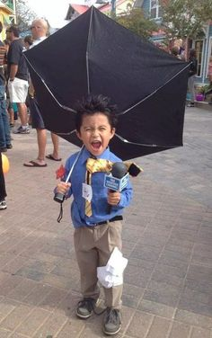 Little Jim Cantore Halloween costume