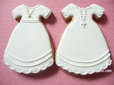 Galletas de Comunión de Angelitos y Vestidos | Galletas para Celebrar