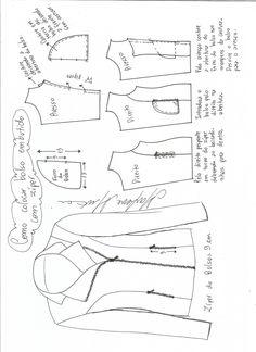Patrón para confeccionar unachaqueta clásica que nuncapasa de moda. Tallas desde la 36 hasta 56.  Talla 36: Talla 38: Talla 40: Talla 42: Talla 44: Talla 46: Talla 48: Talla 50: Talla 52: Talla 54: Talla 56: Patrón de poncho para el inviernoPatrón chaqueta clásica atemporalPatrón chaqueta Spencer de ArmaniPatrón de abrigo largo entalladoPatrón …