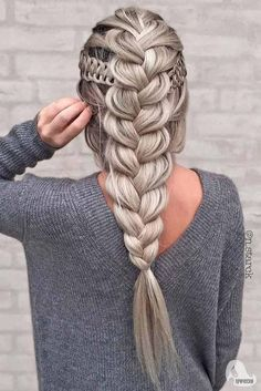 incredible braid hairstyle for this season