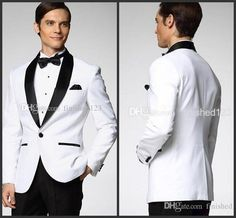 I found some amazing stuff, open it to learn more! Don't wait:http://m.dhgate.com/product/top-selling-new-white-jacket-with-black-satin/165432487.html