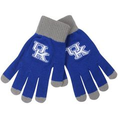Kentucky Wildcats Solid Knit Gloves - $9.99