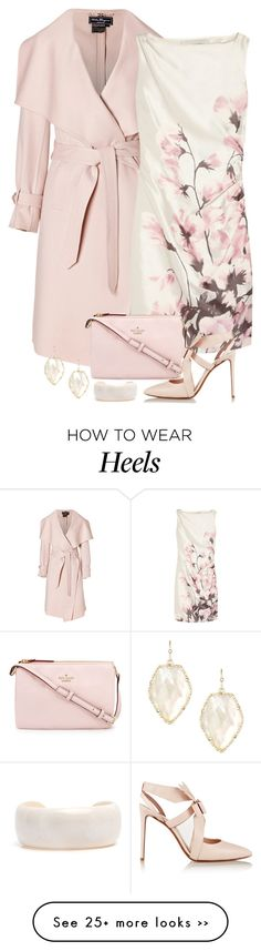 """Flowers and Heels"" by terry-tlc on Polyvore"