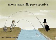 nuova #tassa sulla #pesca sportiva dal #2016  http://www.trainadallaspiaggia.it/tassa-sulla-pesca-sportiva-in-mare/