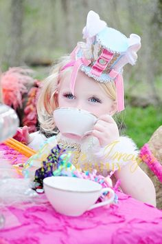 tea party hat