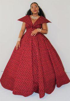 Ball gown/ball gown wedding dress/ball gown prom dress/ball gown for women/ball gown dress/red ball gown/prom dress/african clothing – beautiful wedding dresses Latest African Fashion Dresses, African Dresses For Women, African Print Dresses, African Attire, Red Ball Gowns, Ball Gowns Prom, Ball Gown Dresses, Prom Dress, Dress Red