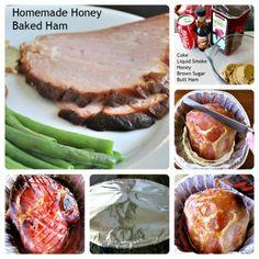 Easter Brunch - Homemade Honey Baked Ham Recipe on TodaysMama.com