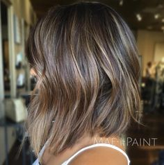 Textured Lob with Highlights