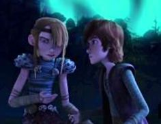 Hiccup and Astrid in Flight of Passage. Kinda wished that they had a least a hug in this episode. I wanted at least one tiny Hiccstrid moment. But all I get is a SMILE! A small one at that!!! Oh well. lol XD