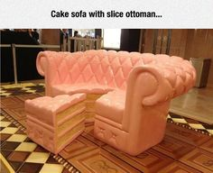 Cake Couch
