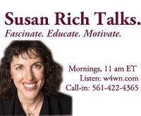 Susan Rich talks daily