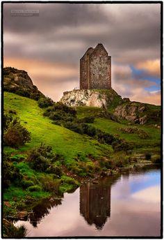 Photo Smailholm Tower by Maciej Toczyski on 500px Kelso Scotland