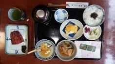 the classical japanese breakfast at Kangetsu Ryokan in Asakusa Japanese, Breakfast, Food, Morning Coffee, Japanese Language, Essen, Meals, Yemek, Eten