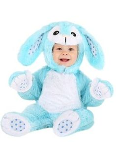 Easter is around the corner, find the best and cute Easter bunny costume for kids. They can dress up as little bunnies while searching for Easter eggs. Easter Bunny Costume, Cute Easter Bunny, Easter Costumes, First Halloween, Creative Halloween Costumes, Cool Costumes, Cute Toddlers, Cute Kids, Bunny Makeup