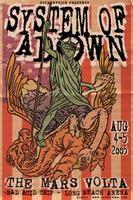 System Of A Down Poster - Long Beach Arena, Long Beach - Ivan Minsloff