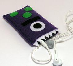 Purple People Eater. $13.95, via Etsy.
