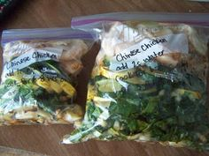 A to Z for Moms Like Me: Crockpot Freezer Meals