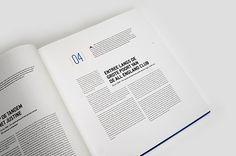Editorial Design Inspiration: Kim Clijsters Book