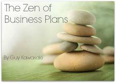 The Zen of Business Plans | Guy Kawasaki | LinkedIn