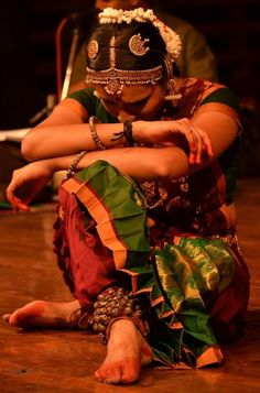 Kuchipudi (/kuːtʃiˈpuːdi/) is an Indian classical dance originating in Krishna district of Andhra Pradesh, India, but popular all over South India. According to legend, Tirtha Narayanayati, a sanyasin of Advaitic persuasion and his disciple, an orphan named Siddhendra Yogi founded the Kuchipudi dance-drama tradition.It was popularized by Dr. Vempati Chinna Satyam and many other dancers.