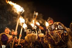 Hogmanay: Scotland's Winter Celebration: Edinburgh's Hogmanay celebrations include a torchlight procession.