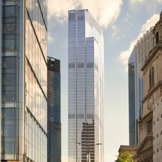 PLP Architecture gets go-ahead for second tallest skyscraper in London