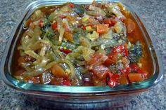 SARDINHA ESCABECHE NA PANELA DE PRESSÃO | Baixo colesterol | Receitas Gshow Japchae, Pasta Salad, Chili, Cabbage, Spaghetti, Beef, Fish, Chicken, Vegetables
