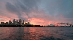 """""""Sydney @ Dusk""""    A great afternoon taking some photos over near the Botanic Gardens in Sydney Australia."""