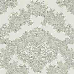macarena galuchat - ivoire wallpaper | Christian Lacroix | Designers Guild