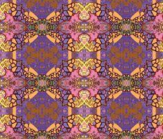 Shendoshe Orient fabric by albanianflower on Spoonflower - custom fabric