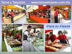 Nuestra Alegría por servirle en estas Fiestas de Septiembre y todo el Año www.tacoselcipres.com.mx