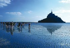 Baie du mont Saint-Michel © Y.Launay-CDT50